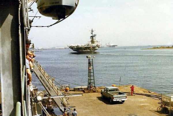 Japan Yokosuka USS Midway